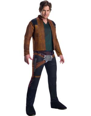 Han Solo kostyme til menn - Solo: A Star Wars Story