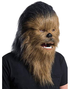 Chewbacca maske til voksne - Star Wars