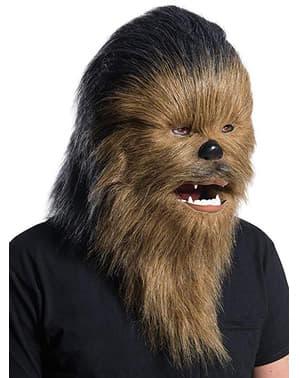 Máscara de Chewbacca para adulto - Star Wars