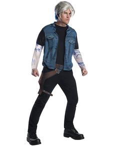 vestito da punk