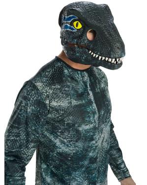 Velociraptor Blue Maske für Erwachsene - Jurassic World
