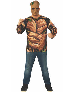 Maskeraddräkt Teen Groot vuxen - The Avengers Infinity War