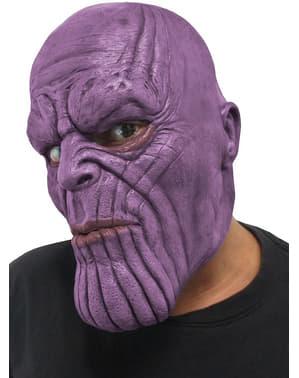 Máscara de Thanos 3/4 para homem - Vingadores Infinity War