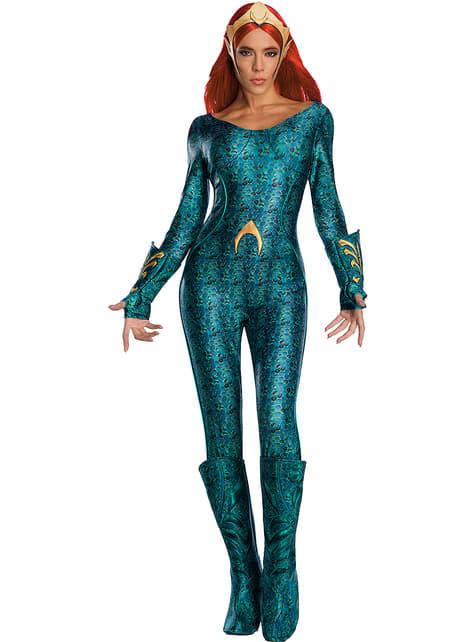 Disfraz de Mera Secret Wishes para mujer - Aquaman