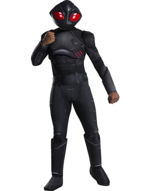 Prestige Black Manta kostume - Aquaman