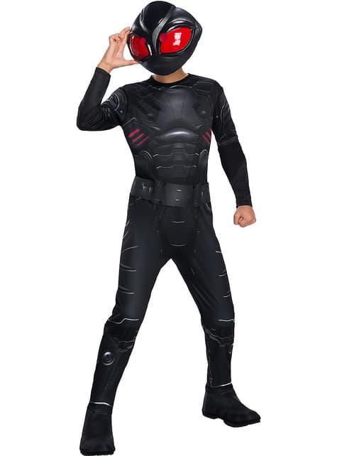 Disfraz de Black Manta classic para niño - Aquaman