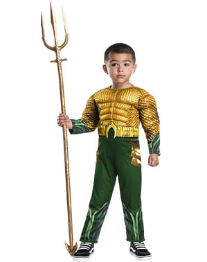 Disfraz de Aquaman para bebé