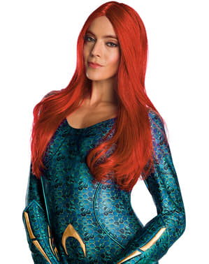 Mera Secret Wishes wig for women - Aquaman