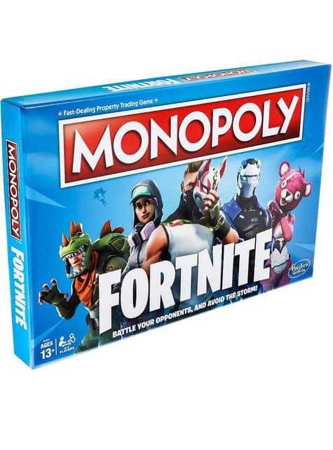 Fortnite מונופול בספרדית