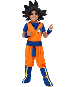 Maskeraddräkt Goku för pojke - Dragon Ball ... 5aebacaef9dfb