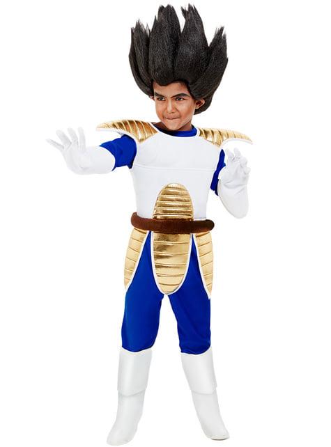 Kids Vegeta Costume - Dragon Ball