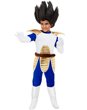 Vegeta Kostüm für Kinder - Dragon Ball