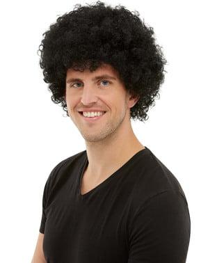 Afro rambut palsu