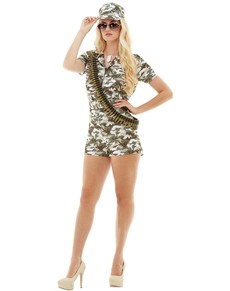 049676cef327 Soldier Costume for Women ...