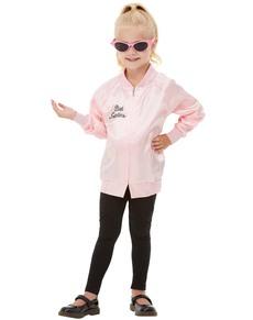 Chaqueta de Pink Lady classic para niña - Grease