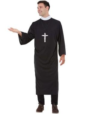 COPPIE DEMONE suora e prete esorcista Costumi Halloween Horror Costume