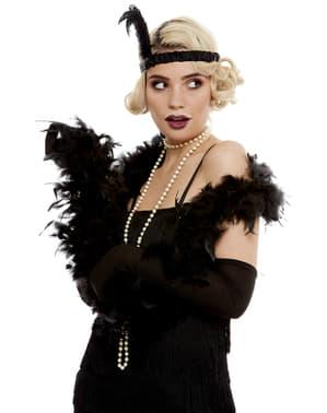 Musta Höyhen Boa