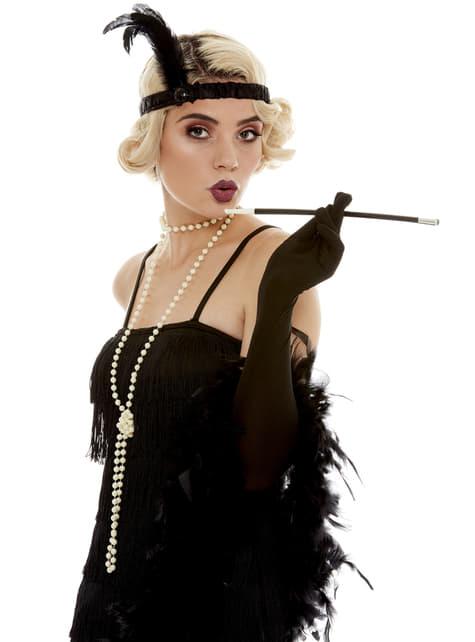 Boquilla años 20 - para tu disfraz