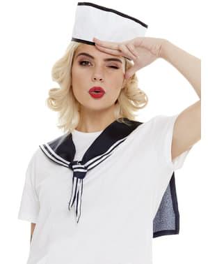 Kit disfarce de marinheiro