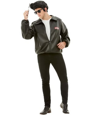 T-fugla Jacket - Grease
