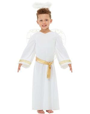 Túnica de anjo para meninos