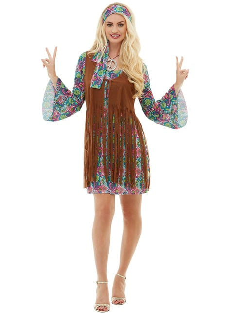 Hippie costume for women