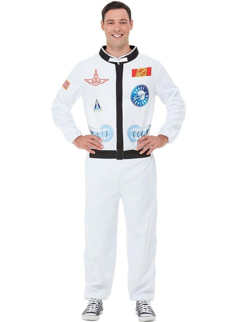 Astronaut Kostüm für Erwachsene