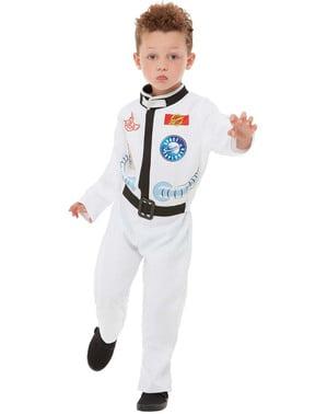 소년을위한 우주 비행사 의상