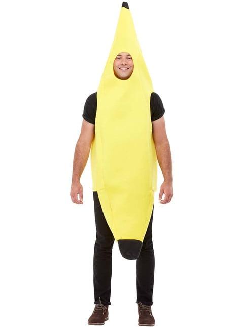 Déguisement banane adulte