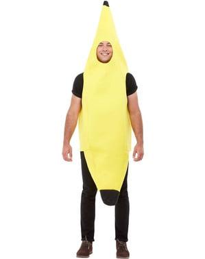 Bananen kostuum voor volwassenen