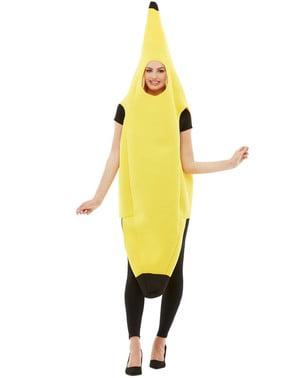 Costum de banană pentru adult