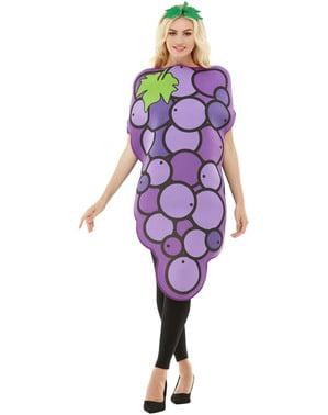 vynuogių kostiumas