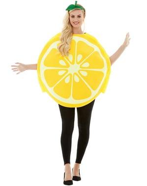 Citron dräkt