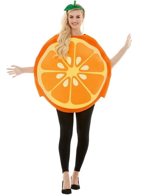 Strój pomarańczy
