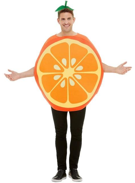 Fato de laranja