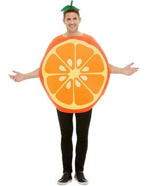 oranžinė kostiumas