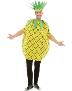 Costum de ananas