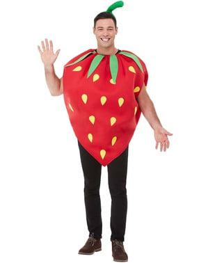 Jordbær Kostyme