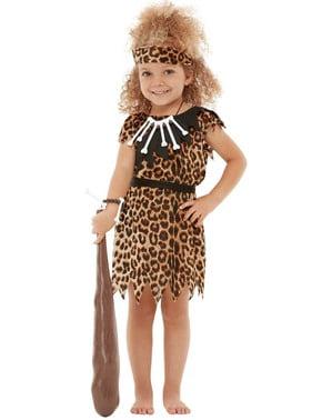 Holbewoner kostuum voor kind