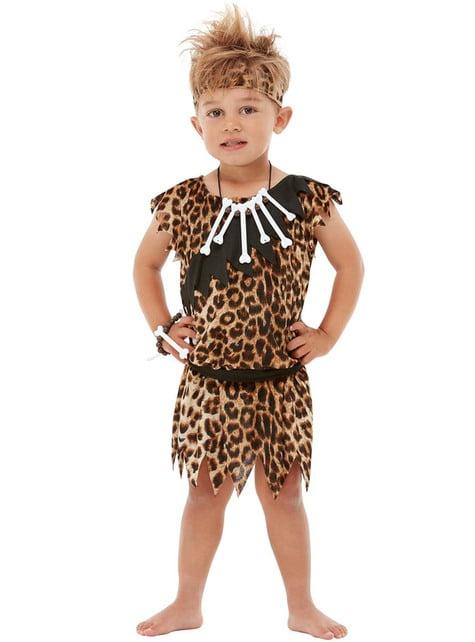 Caveman costume for kids
