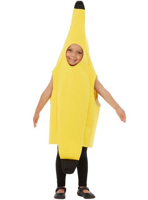 Disfraz de plátano infantil