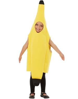 Maskeraddräkt Banan för barn
