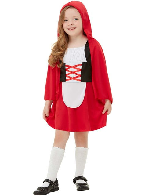 Roodkapje kostuum voor kind