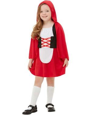 Kostým Červená Karkulka pro dívky
