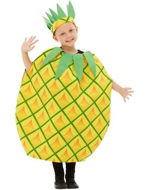 बच्चों को अनानास पोशाक