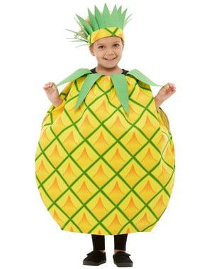 Costum de ananas pentru copii