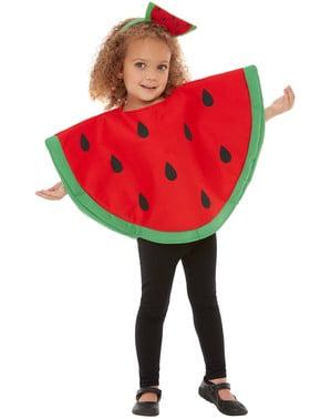 Vannmelon Kostyme til Barn