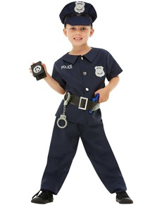 0e7f1ee13c9 Police officer costumes for kids