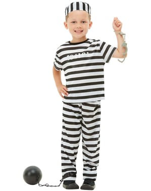 Dječji kostim zatvorenika