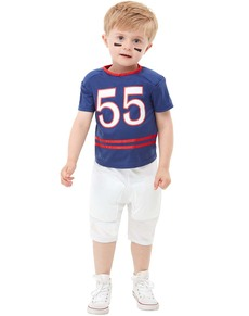 Disfraz de quarterback azul para niño ... dd3e29138c850